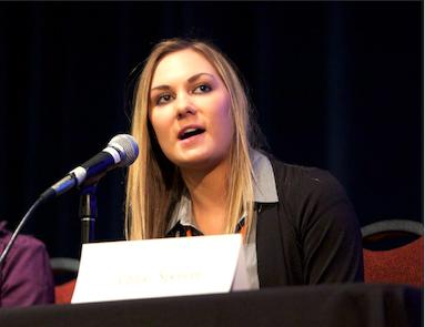 Chloe Spencer Speaking At SMOC